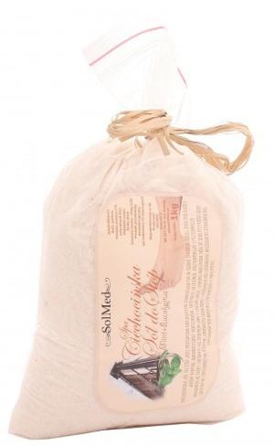 Ciechocińska sól do stóp - przynosi ulgę spuchniętym nogom - Sol Med - 1000ml 004