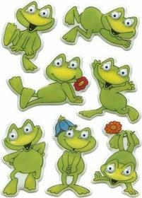 Dystrybucja Melior Naklejki HERMA Magic 6091 żaby, żabki wesołe