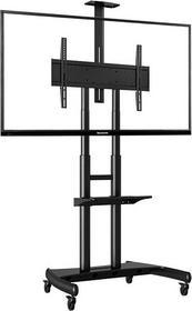 Fiber Novelty AVA-1800 - ekskluzywny stojak, wózek do TV LCD, LED plazma 55-70