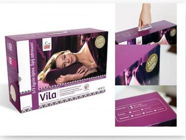 Valde Poduszka ortopedyczna B4 Vila Memory -