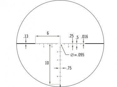 Vortex optics Luneta celownicza Golden Eagle HD 15-60x52 186-173