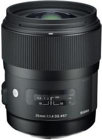 Sigma 35mm f/1.4 A HSM DG Canon