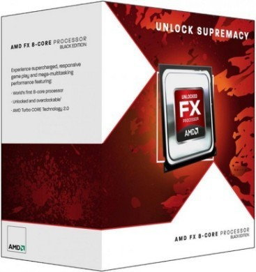 Opinie o AMD X8 FX-8350
