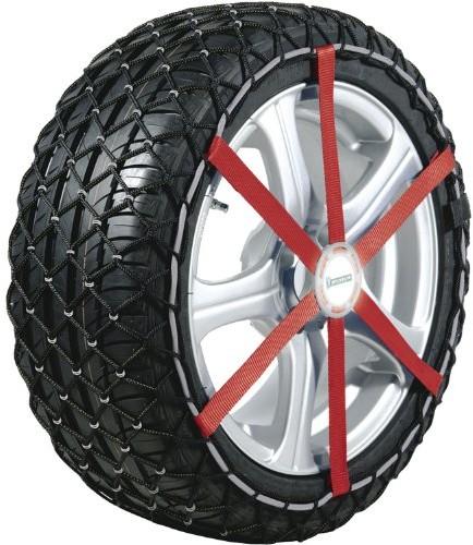 Michelin Easy Grip T13 92331 tekstylne niezakłócające działania systemów ABS i ESP, zgodne z normą TÜV/GS i ÖNORM, 2 szt.