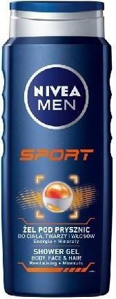 Nivea Sport 500ml