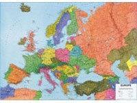 Opinie o B2B Partner Europa - mapa polityczna 173009