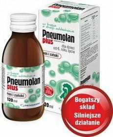 Novascon Pneumolan Plus 120 ml