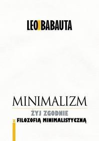Leo Babauta: Minimalizm e-book, okładka ebook