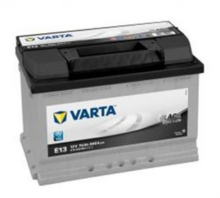 Varta Akumulator BLACK dynamic E13 70Ah BLACK dynamic 570409064