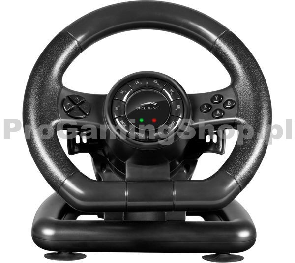 Speed Link Black Bolt Racing Wheel for PC Black