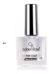 Golden Rose Quick Dry Top Coat utwardzacz do paznokci 10,5ml