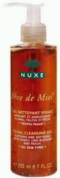 Nuxe GEL NETTOYANT VISAGE Oczyszczający żel do twarzy 200ml