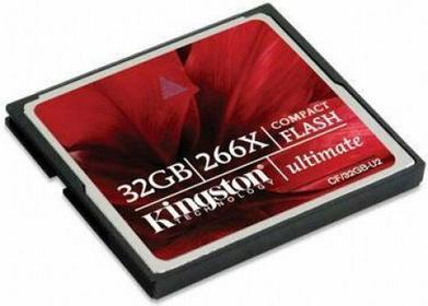 Kingston Ultimate U2 266x 32GB