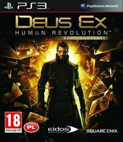 Deaus Ex: Bunt Ludzkości PS3