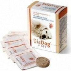 Dia Dog & Cat na zaburzenia żołądkowo jelitowe 6 tabl