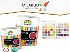 Beckers Designer Colour 5l KOLORY gotowe