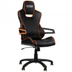 Nitro Concepts E200 Race Gaming Black-Orange NC-E200R-BO
