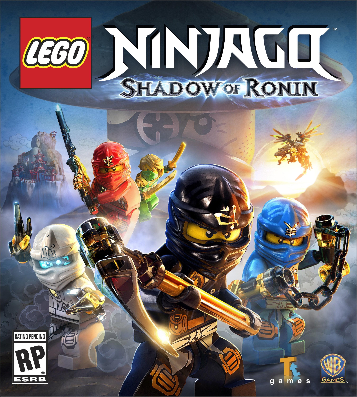 Lego Ninjago Shadow of Ronin PS Vita