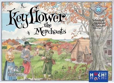 Huch Keyflower: The Merchants