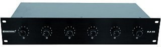 OMNITRONIC PA 6-zone stereo vol cont10W b