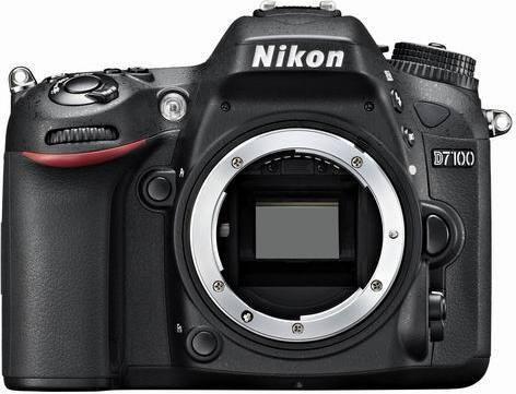 Opinie o Nikon D7100 body