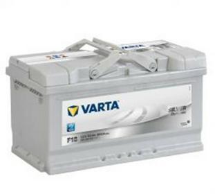 Varta Akumulator Silver dynamic Trio F18 85Ah Silver dynamic Trio 585200080