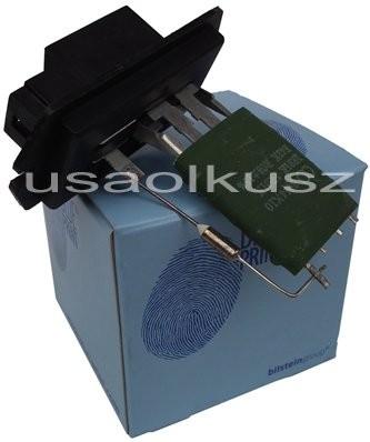 Blue Print Rezystor opornica prędkości nadmuchu wentylatora Chrysler Voyager 2001-2007 klimatyzacja manualna
