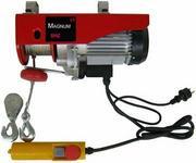 Opinie o Magnum Wciągarka elektryczna SHZ 1000 SHZ1000
