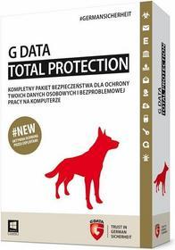 GData Total Protection 2015 (1 stan. / 2 lata) - Nowa licencja