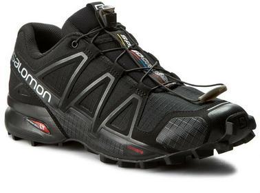 Salomon Speedcross 4 L38313000 czarny