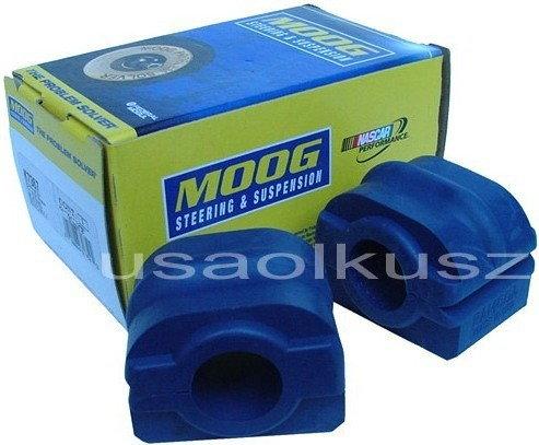 MOOG Gumy tuleje przedniego stabilizatora 25mm Dodage Intrepid