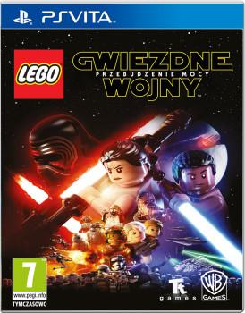 Opinie o LEGO Gwiezdne Wojny Przebudzenie Mocy PS Vita