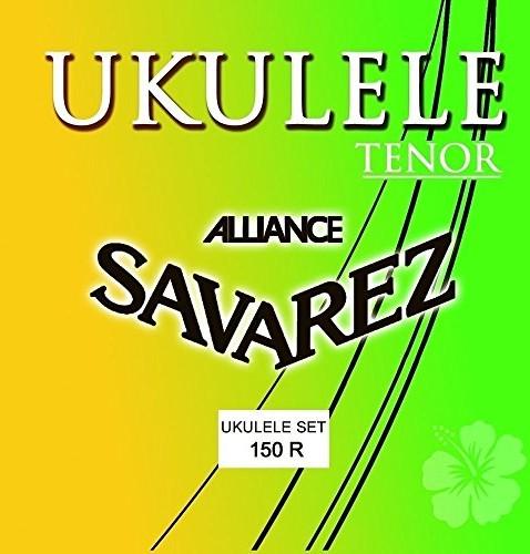 Savarez Zapewnia savarez struny Ukulele Tenor komplet 150R Menzura 430MM 660794