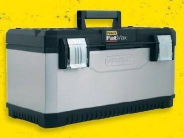 Stanley FatMax XL 23 cale - szara