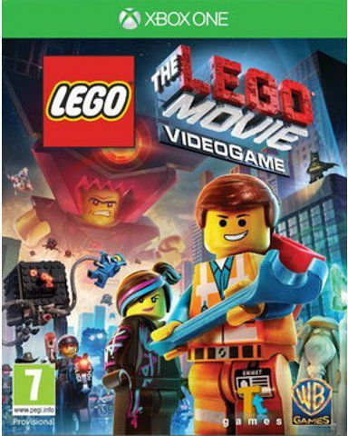 Lego Movie: The Videogame (GRA XBOX ONE)