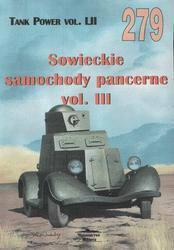 Maksym Kolomyjec SOWIECKIE SAMOCHODY PANCERNE VOL.III MILITARIA 279