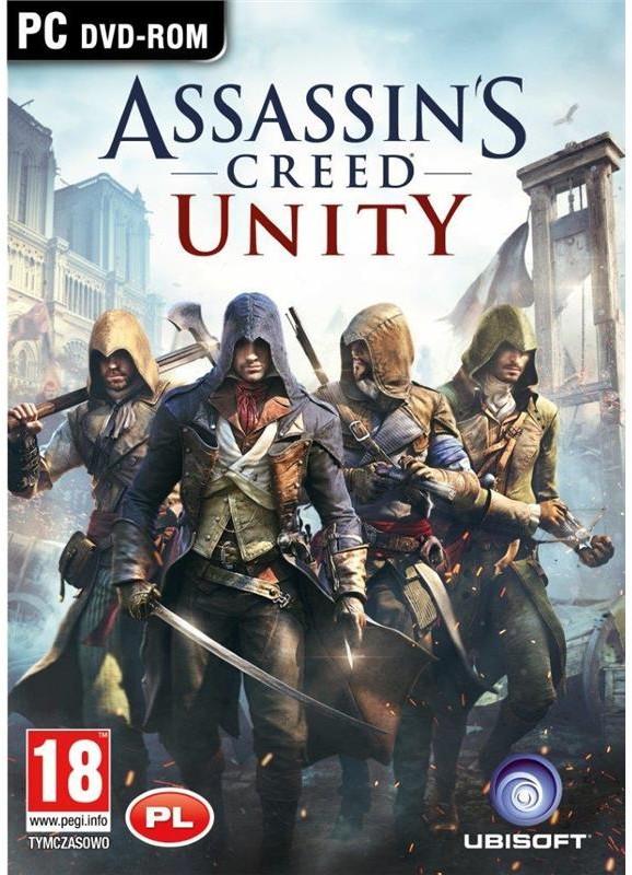 Ubisoft Assassins Creed Unity PC