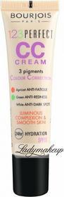 Bourjois 123 Perfect CC Cream Krem tonujący CC 32 Light Beige 30 ml