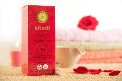 Khadi Henna do Amla & Jatropha