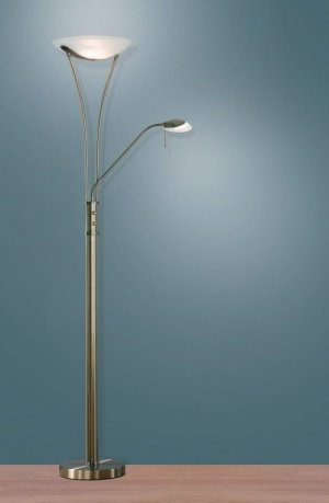 Paul Neuhaus Lampa stojąca Pipe 245-11 1555