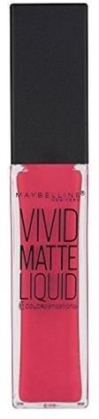 Maybelline MAYBELLINE_Vivid Matte Liquid Lip Color matowy błyszczyk do ust 40 Berry Boost 8ml