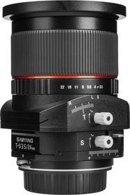 Samyang T-S 24mm f/3.5 ED AS UMC Pentax