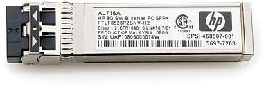 HP Msa 2040 8gb Sw Fc Sfp 4 Pk C8R23A