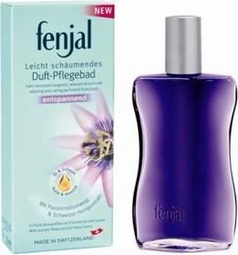 Fenjal Perfumed Foam Bath Relaxing And Caring with passion flower oil and Swiss honey  - relaksujący 125ml
