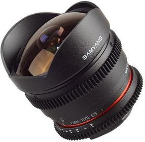 Samyang 8mm f/3.8 Fish-eye Video CS Nikon