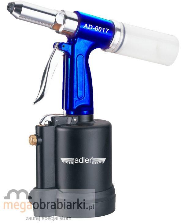 Opinie o ADLER Nitownica pneumatyczna AD-6017