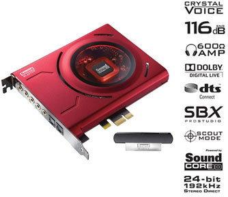 Opinie o Creative Sound Blaster Z