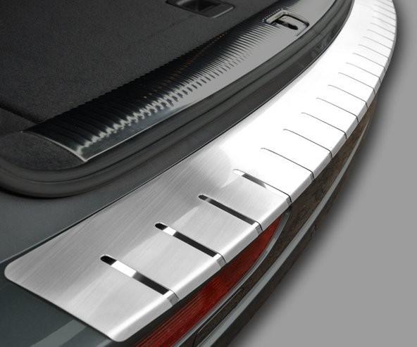 ALUFROST VW GOLF VI 5D HATCHBACK 2008-2012 Nakładka na zderzak z zagięciem (stal