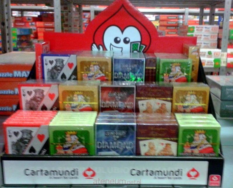 Cartamundi Display 2 Casino Mix - Wysyłka W 24H !!!