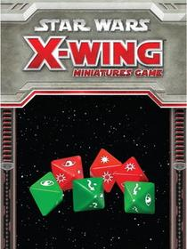 Galakta STAR WARS: X-WING MINIATURES - DICE PACK